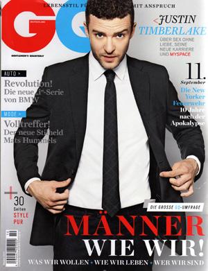 Cover der GQ