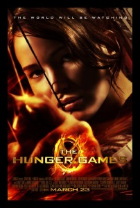 Filmplakat The Hunger Games