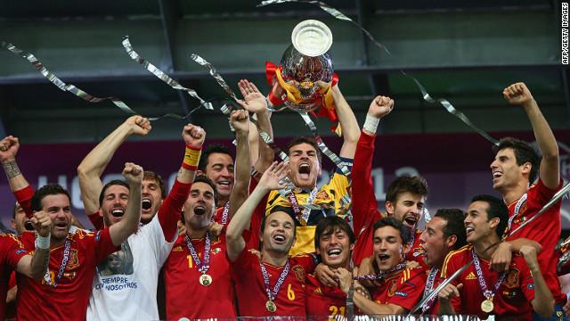 Spanien ist Europameister