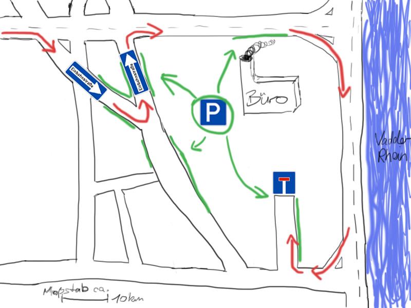 Parkplatzsuche 1
