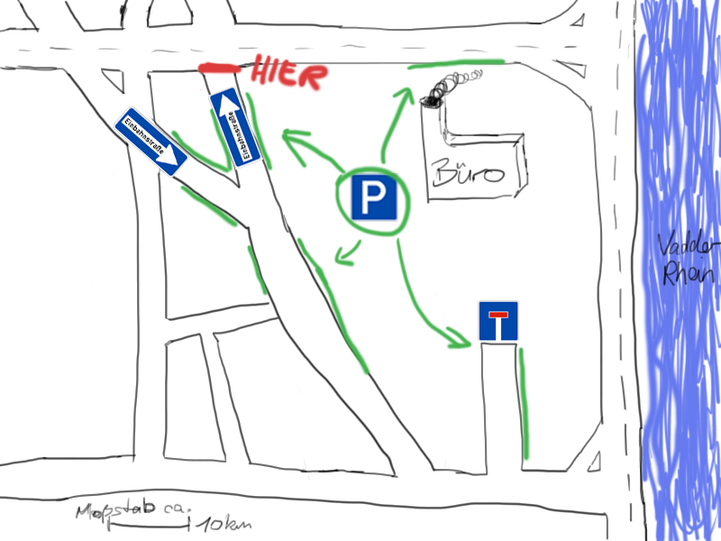 Parkplatzsuche 2