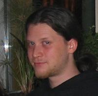 Dezember 2003, das erste verfügbare Bild von mir als Rheinländer