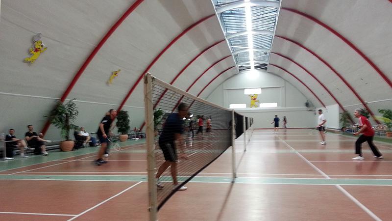 Haribo-Badmintonhalle