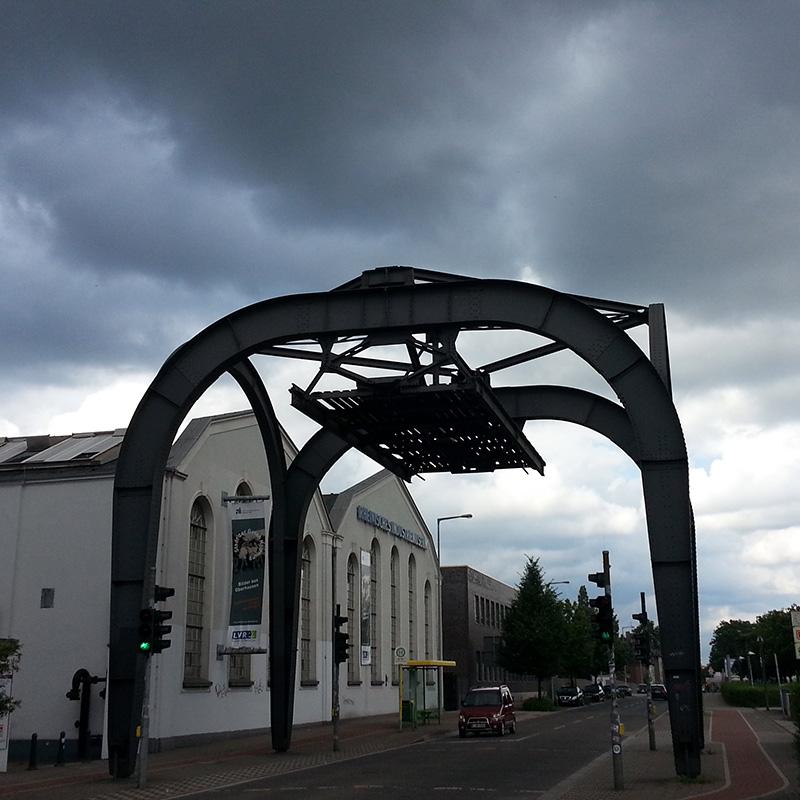 This is Oberhausen