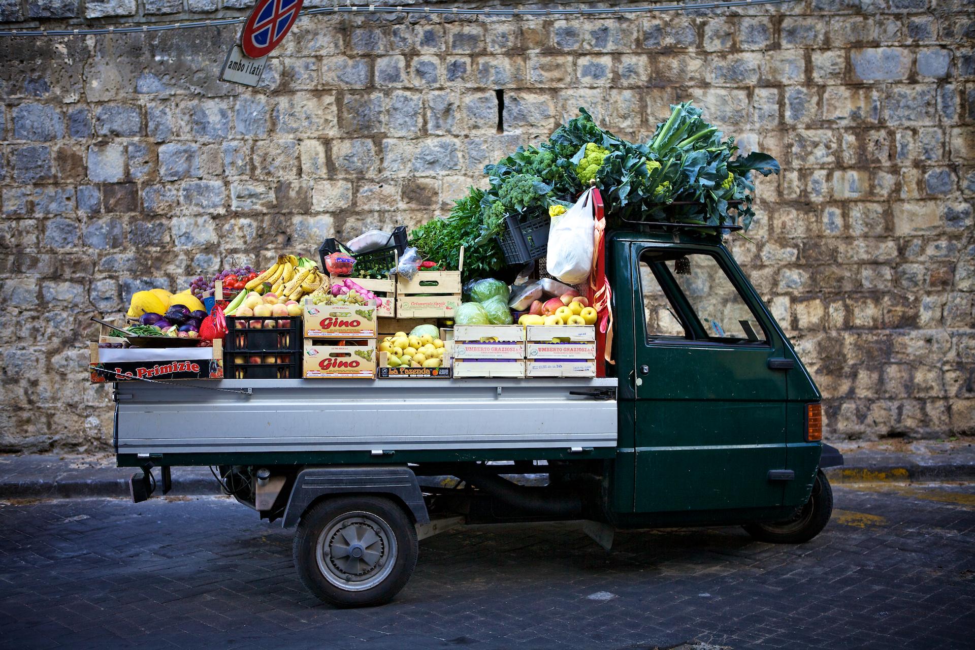 Gemüselaster