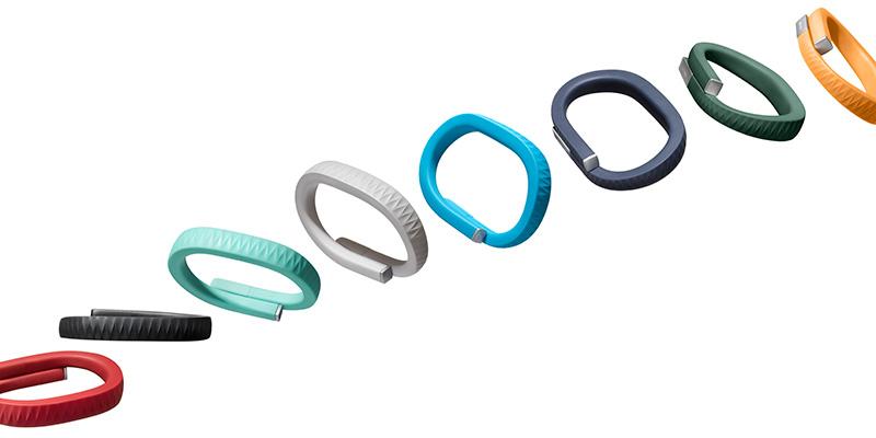 Jawbone-UP-Armbänder