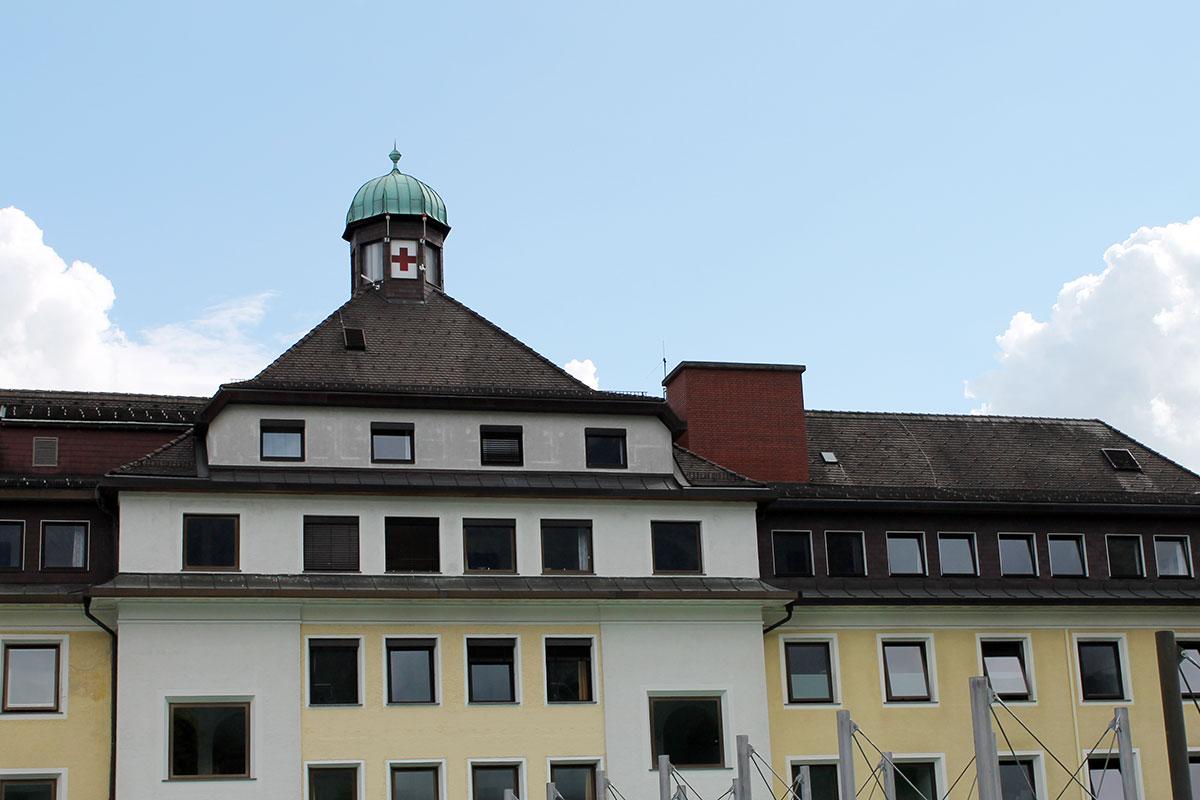 Landeskrankenhaus Hall