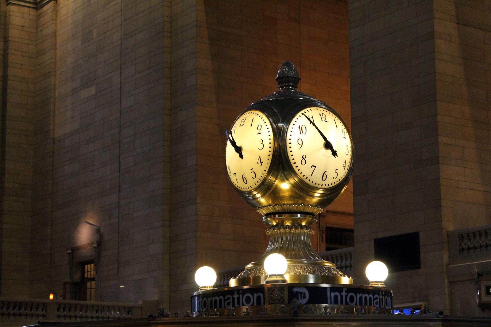 Grand-Central-Uhr