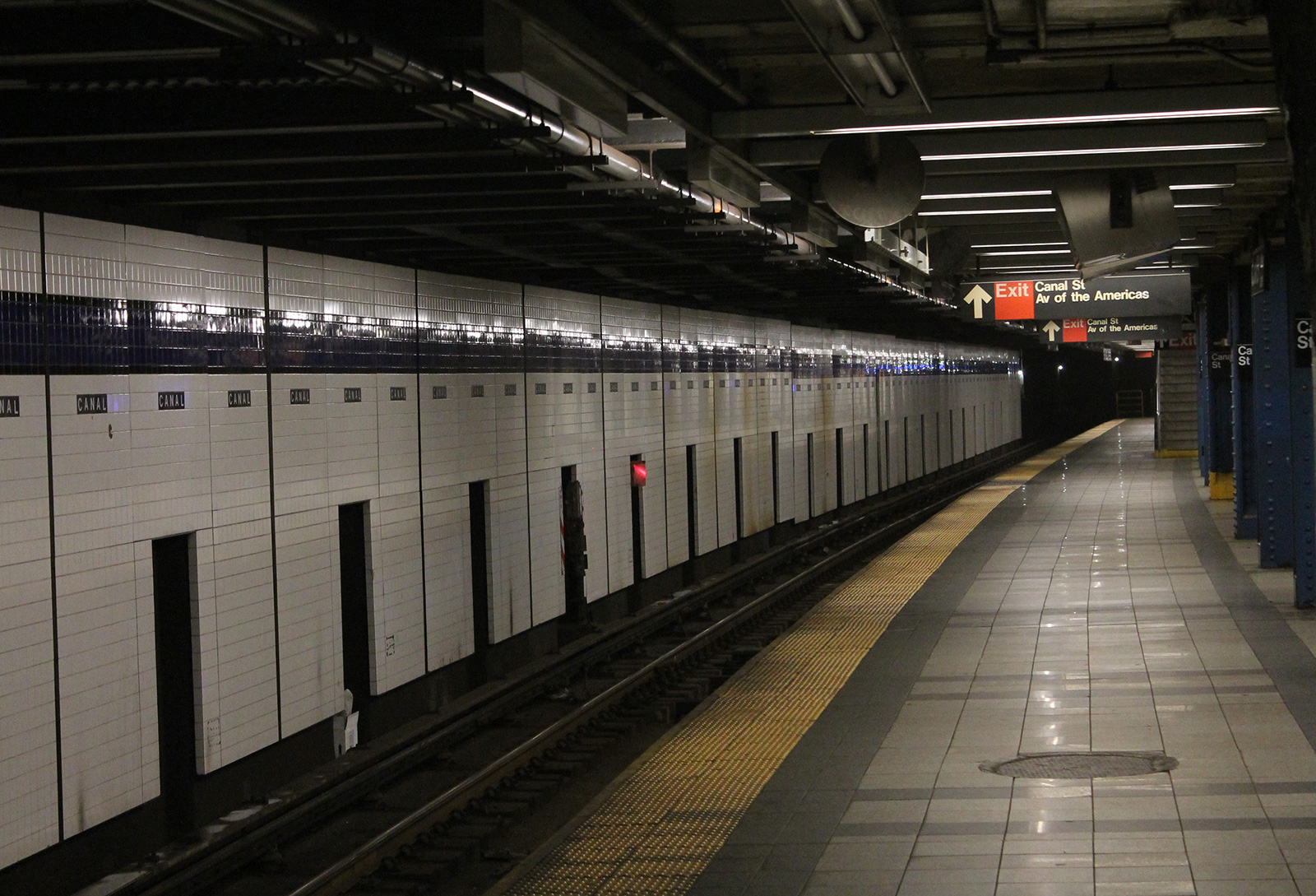 New-York-U-Bahn