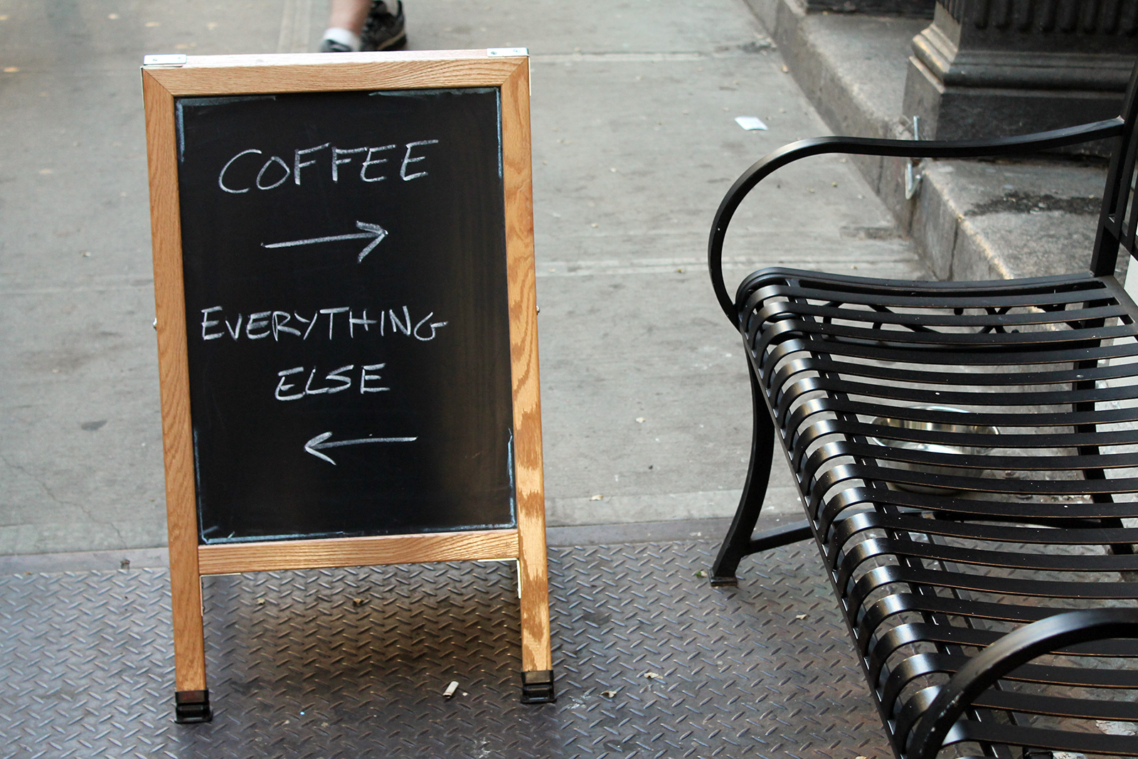 Coffee and Everything Else