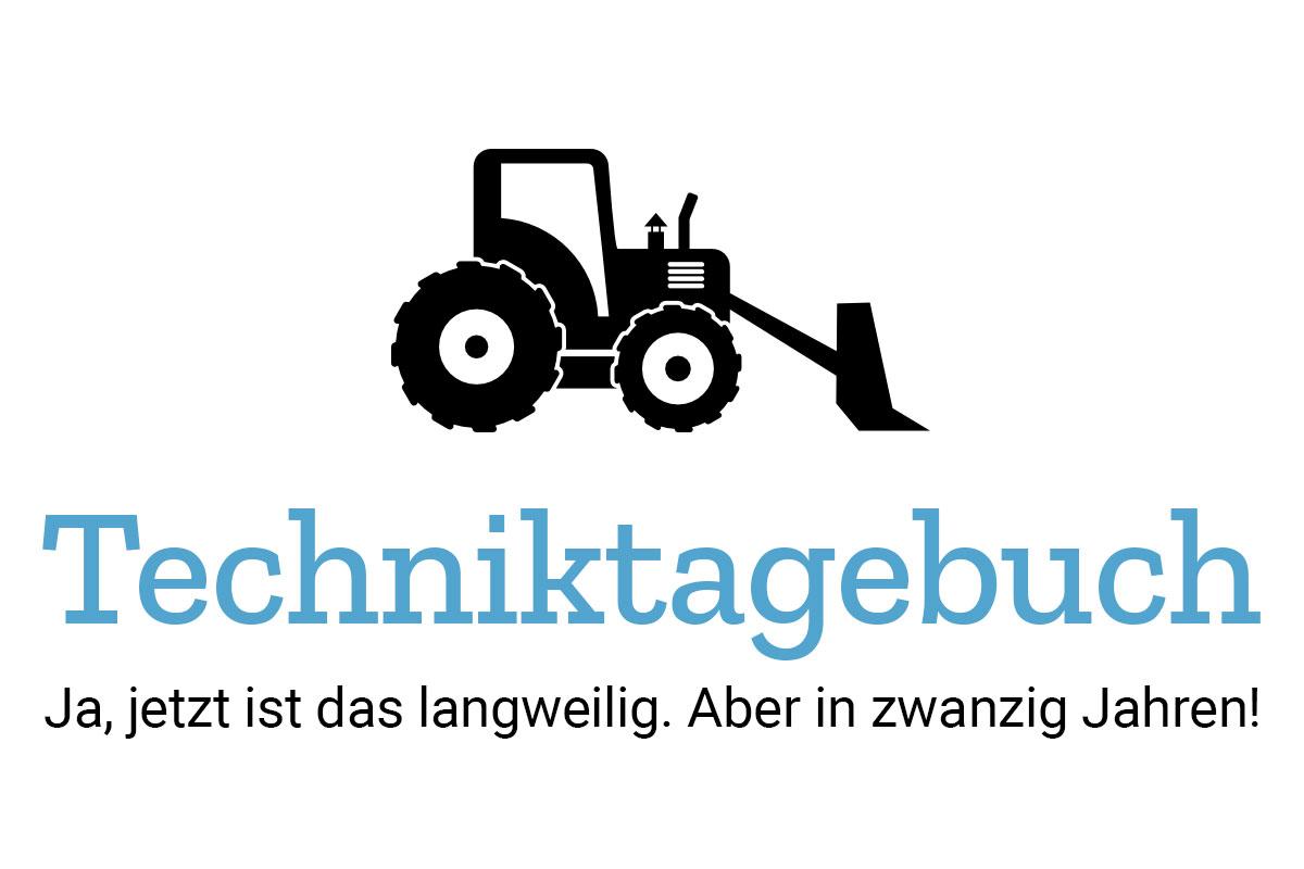 Logo Techniktagebuch